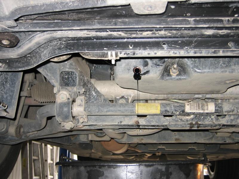 Vidange moteur ml 270 cdi