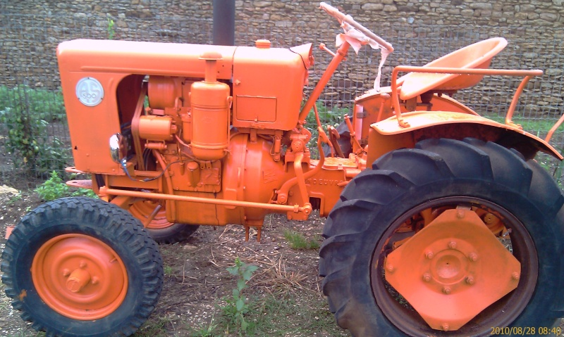 pneu tracteur vendeuvre
