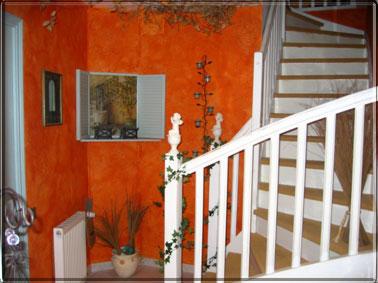 Cherche conseil couleur pour mur escalier page 2 - Couleur mur escalier ...
