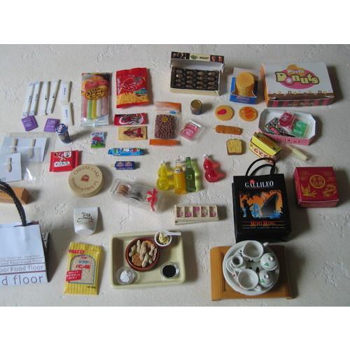 re ment objets miniatures japonais