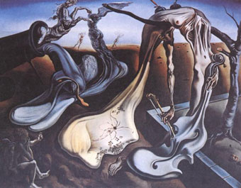 art analysis salvador dahli The below artworks are the most important by salvador dalí - that both overview the major creative periods, and highlight the greatest achievements by the artist artwork description .