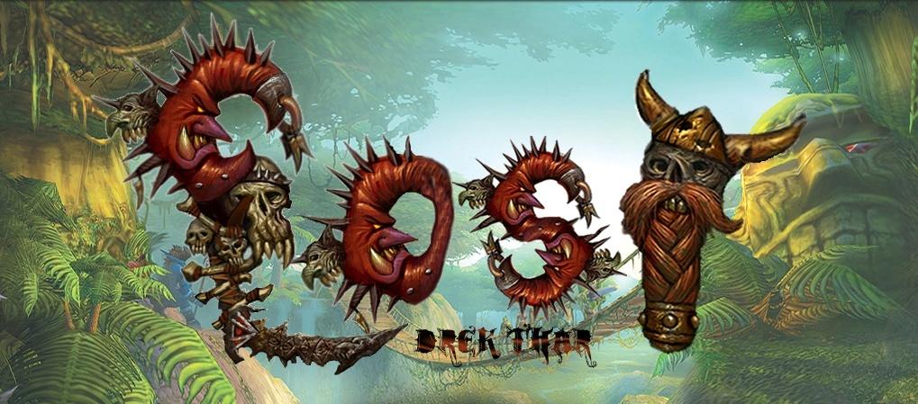 Lost  Drek-Thar
