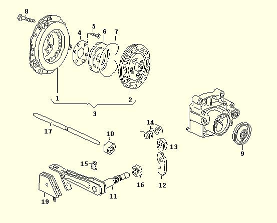 vw golf 3 gtd an 93 problemes de pedale d 39 embrayage page 2. Black Bedroom Furniture Sets. Home Design Ideas
