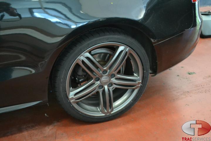 """Chip Paint Repair >> 21"""" S Line Wheel Touch-up Paint? - AudiWorld Forums"""