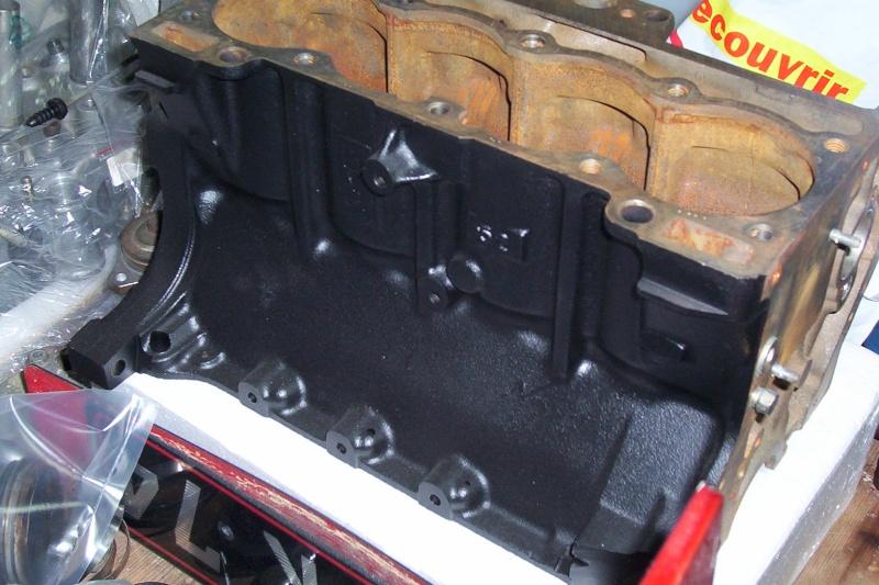 Restauration De Ma 5 Turbo 2 De 83 Anciennes Forum