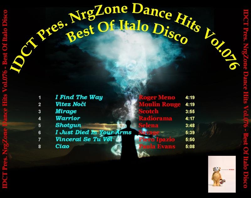 NrgZone Dance Hits Vol.076 - Best Of Italo Disco