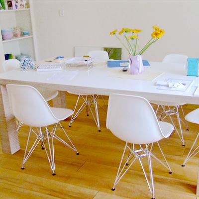 Table de s jour et chaises for Table et chaise sejour