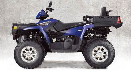 2007 Polaris Sportsman 800 Recall