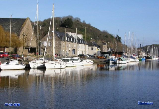 Le port du Légué. dans Bretagne p2073210