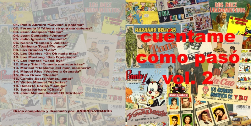 Cuentame Como Paso ( Vol. 2) [mp3]