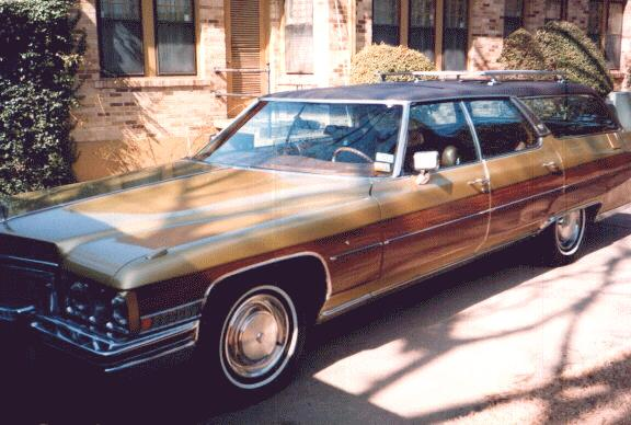 Photos de station wagon et corbillards - Cadillac coupe deville a vendre ...