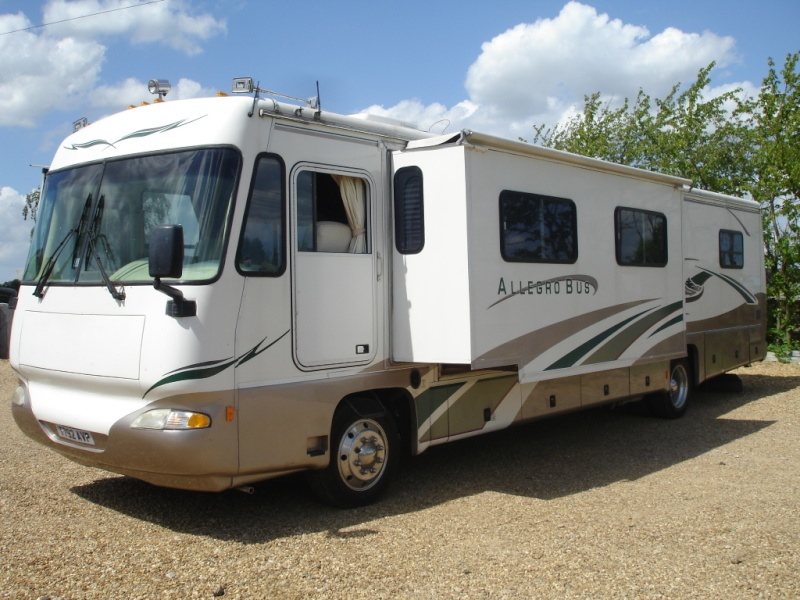 1999 Tiffin Allegro Bus Motorhome For Sale