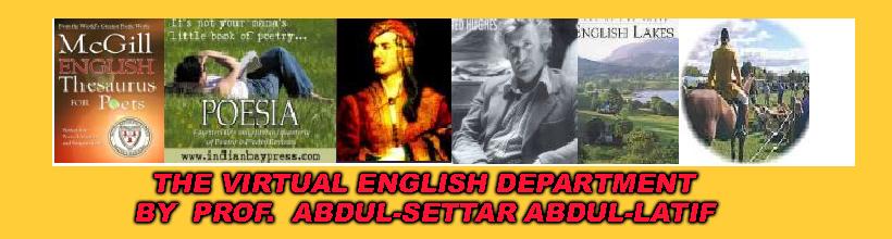 THE  VIRTUAL ENGLISH DEPARTMENT
