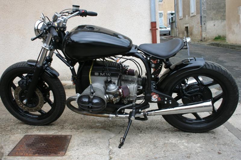 Honda Parts Motorcycle PROJET BOBBER BMW - Page 4