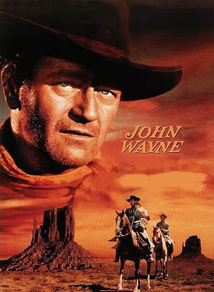 John Wayne, un homme, une légende