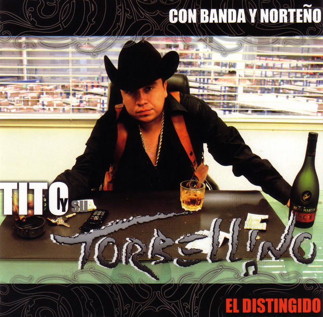 Tito y su Torbellino - El Distinguido CD Album 2007
