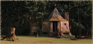 Cabane de J. Hagrid