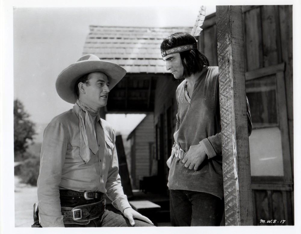 8166dea6b2c2a Terreur dans la Ville - The Star Packer - 1934 - Robert N. Bradbury - John  Wayne