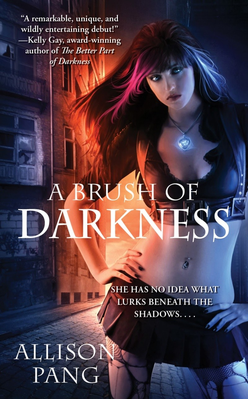 a brush of darkness allison pang