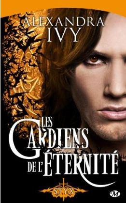 les gardiens de l'éternité dante alexandra ivy romance paranormale bit lit milady Viper Shay Styx Darcy