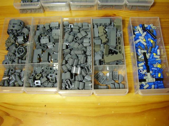 Afficher le sujet la collection et rangement du capt 39 n spaulding - Caisse de rangement lego ...