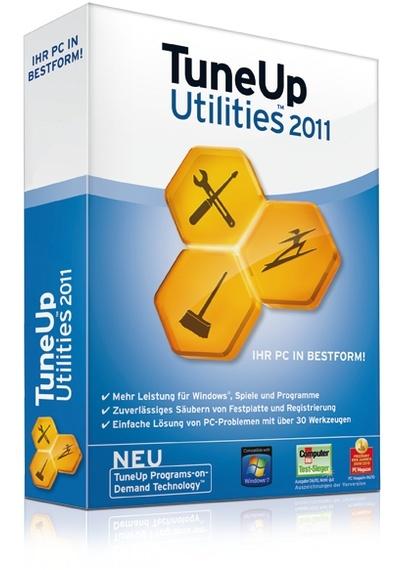 حصري عملاق صيانة الويندوز الشهير والحاصل على المئات من الجوائز العالمية TuneUp Utilities 2011 Build 10.0.4000.17