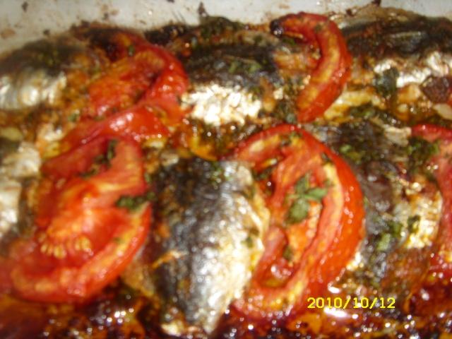 Ma cuisine marocaine et d 39 ailleurs par maman de sara - Comment cuisiner des filets de sardines ...