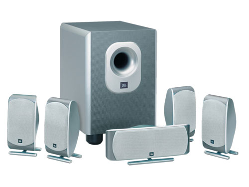 jbl scs200 5 home cinema speaker displayed. Black Bedroom Furniture Sets. Home Design Ideas