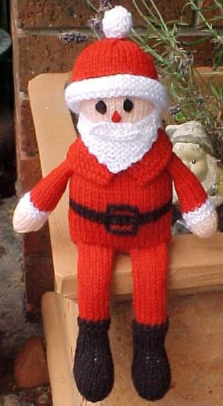 D co de noel au tricot - Deco de noel a tricoter ...