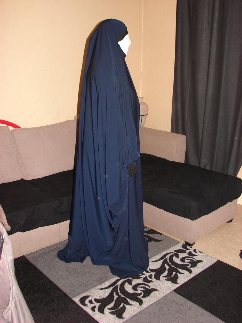 patron couture niqab