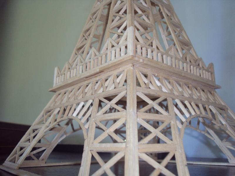 Como Hacer Una Torre Eiffel De Carton