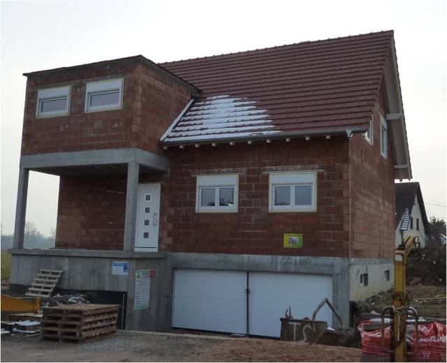 Notre projet de construction d 39 une maison enfin sorti for Projet de construction de maison