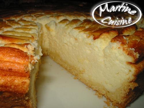 Pâtes tartato au fromage