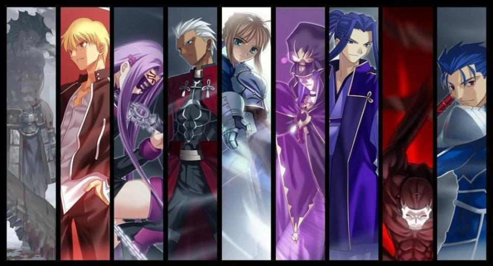 Fate/Stay Night: Code Error