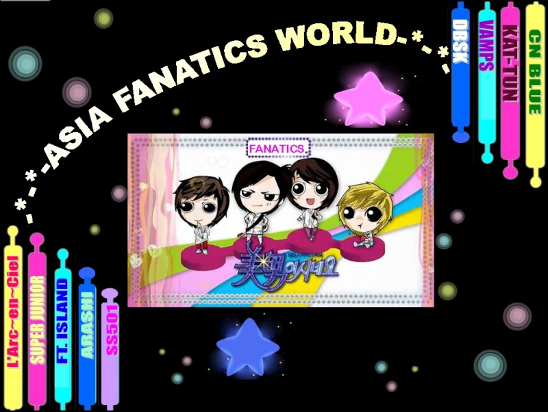 ASIAFANATICS WORL