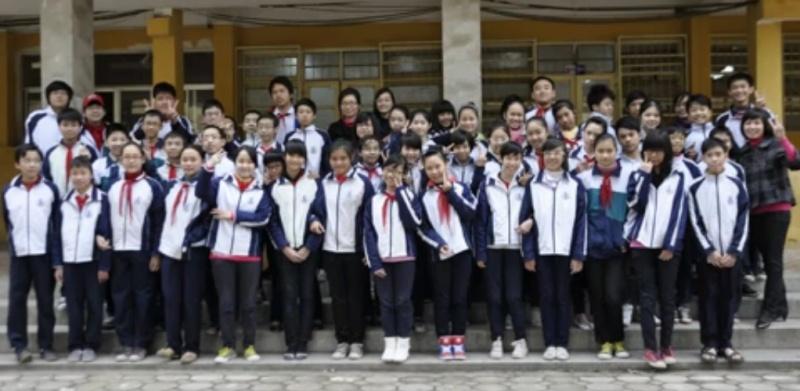 Trường THCS Giảng Võ – Lớp 8A9 (2011-2012)