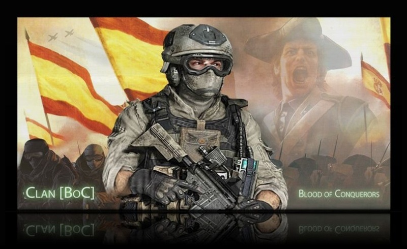 Clan |BOC| - Blood Of Conquerors