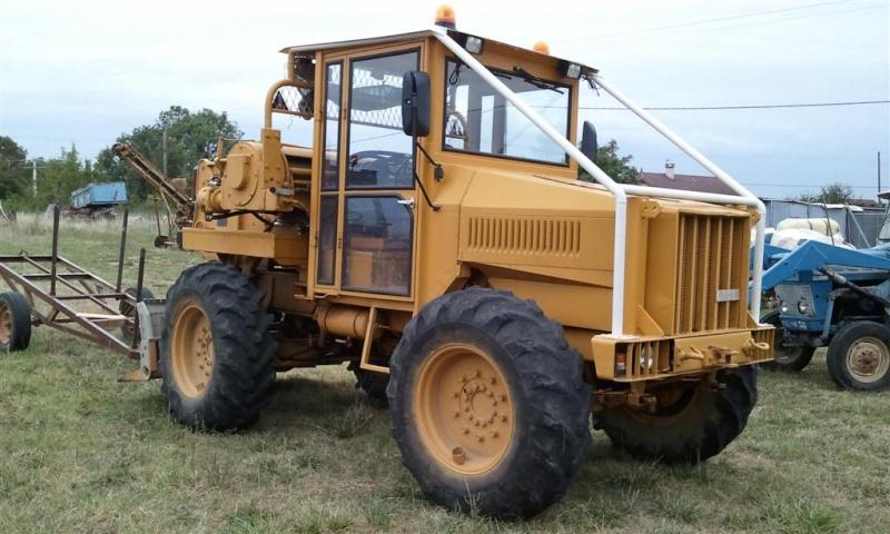 tracteur forestier latil tl 73