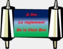 Règlement du Chat-Box à lire