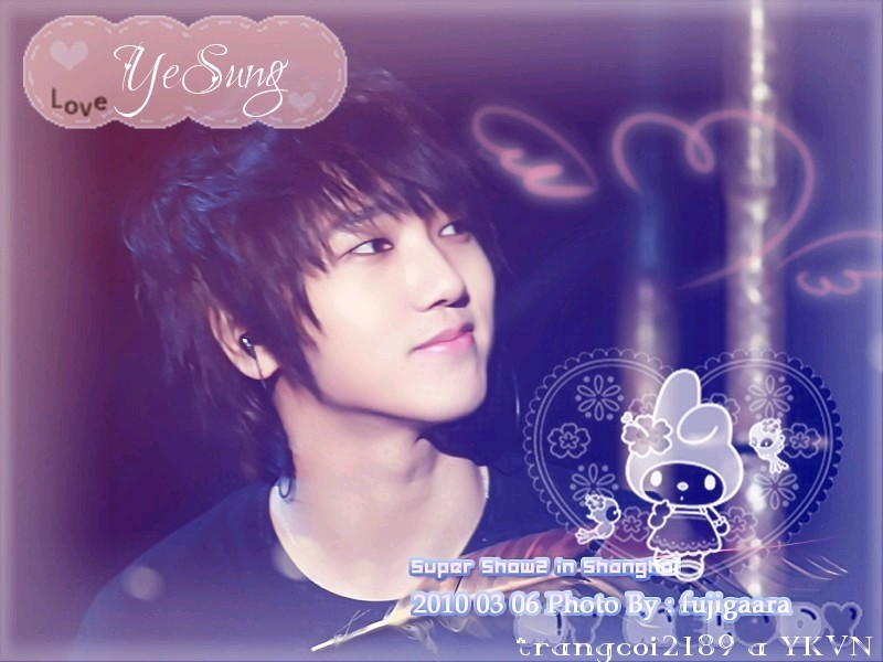 (¯`·.º-:¦:- £Ø√€ 슈퍼주니어♥김종운-:¦:-º.·´¯) YESUNG-HOLIC ~