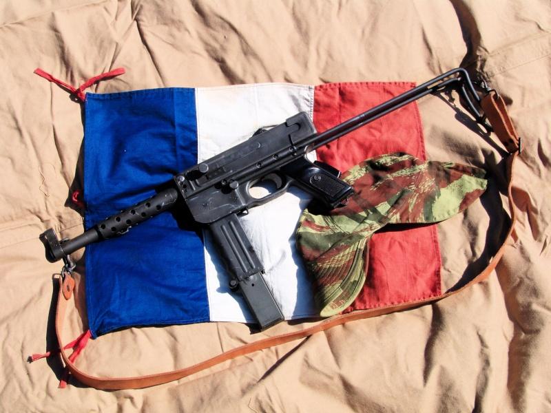 Militaria Guerre d'Indochine et d'Algérie