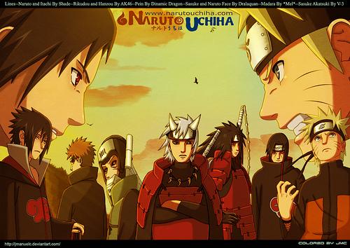 Naruto shinobi's