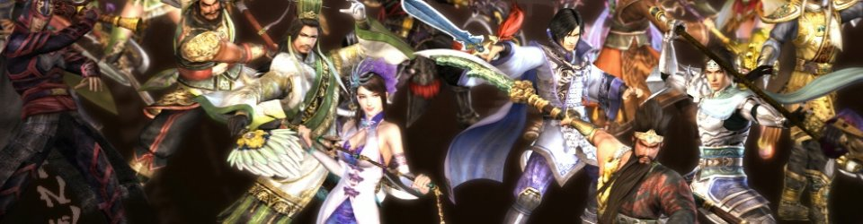 Dynasty Warriors Empire