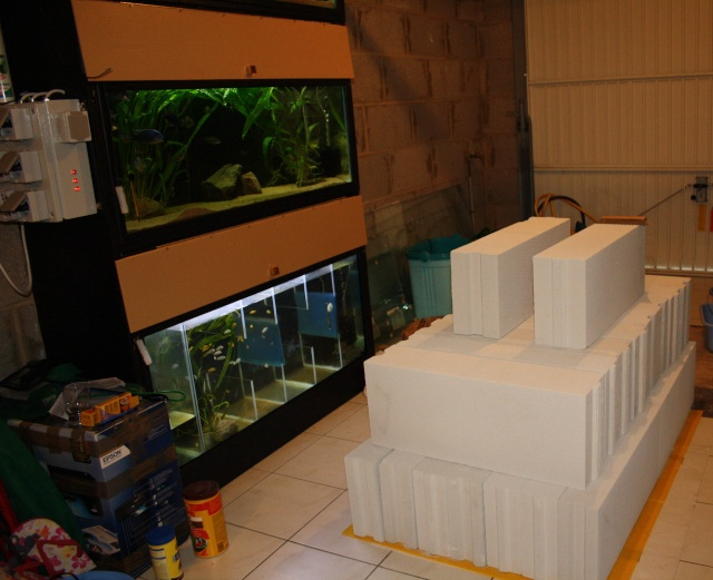 Meuble tv aquarium zanzibar for Aquarium meuble tv