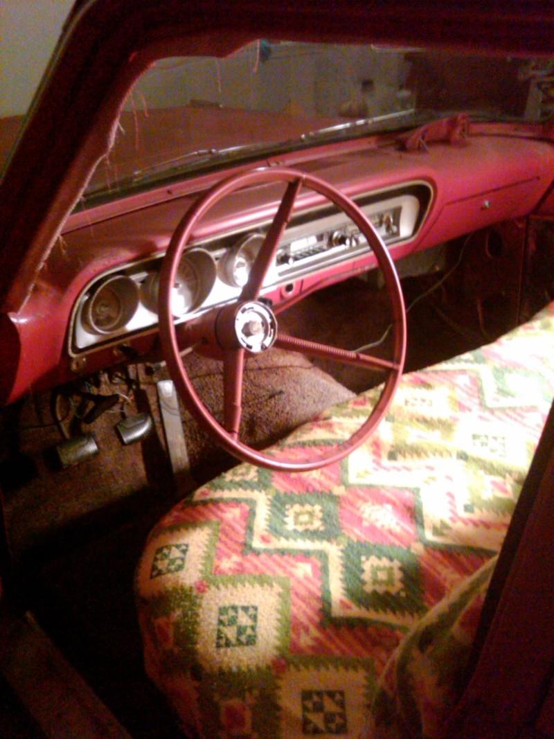 64 Ford Fairlane 500