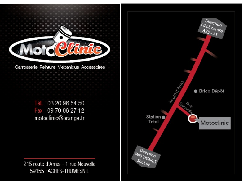Ouverture de moto clinic faches thumesnil - Home lab faches thumesnil ...