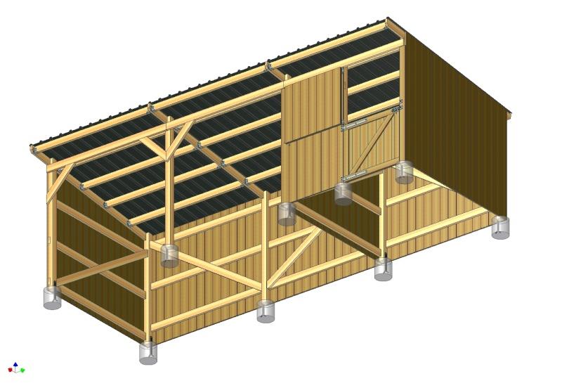 D co cabane jardin construire le havre 17 cabane le havre - Construire cabane jardin tours ...