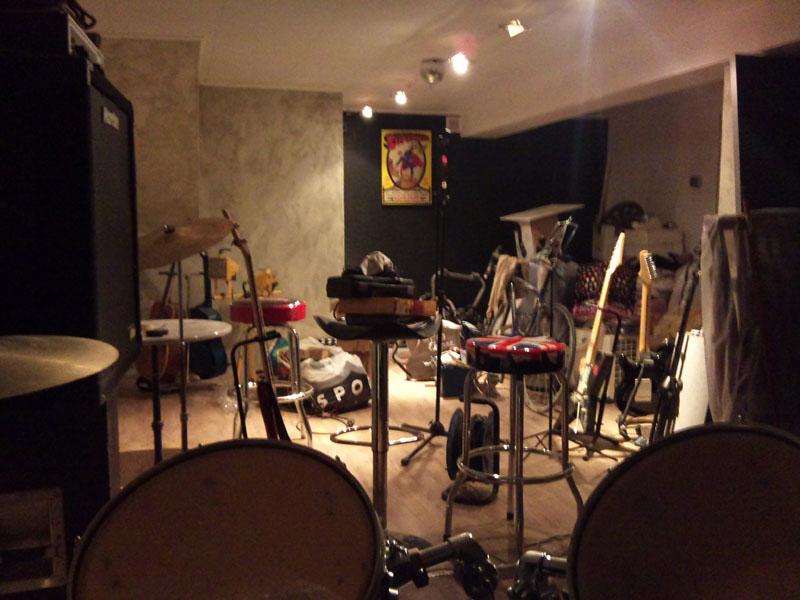 Creer sa salle de repet et studio d enregistrement - Creer sa salle de cinema ...
