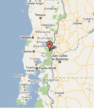 Alerta m xima por volc n provoca evacuaci n chile for Cajeros automaticos cerca de mi ubicacion