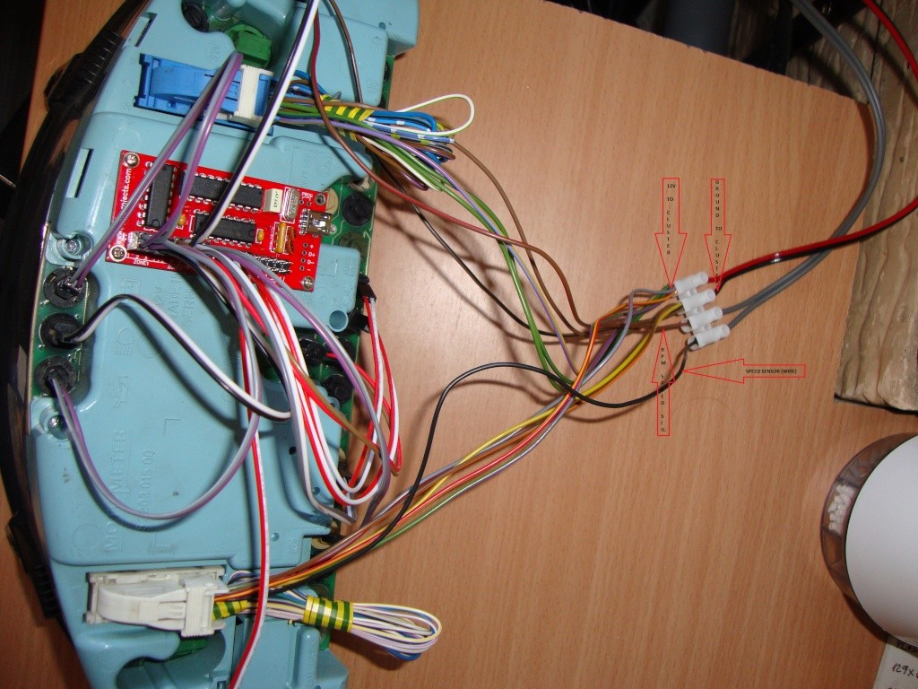 Gauge Wiring As Well As Thread Vdo Tach Wiring Moreover Vdo Tachometer